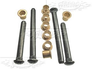 66-76 Dart door hinge pin kit-pins/bushings